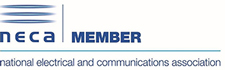 NECA member - National electrical and communications association - Whitney Electrical Hobart