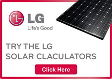LG Solar calculator icon