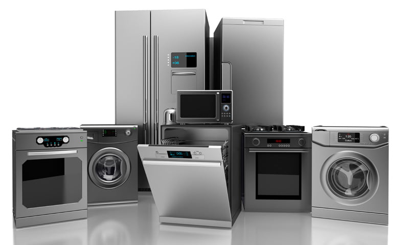 installing home appliances